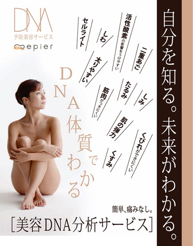 美容DNA分析サービス